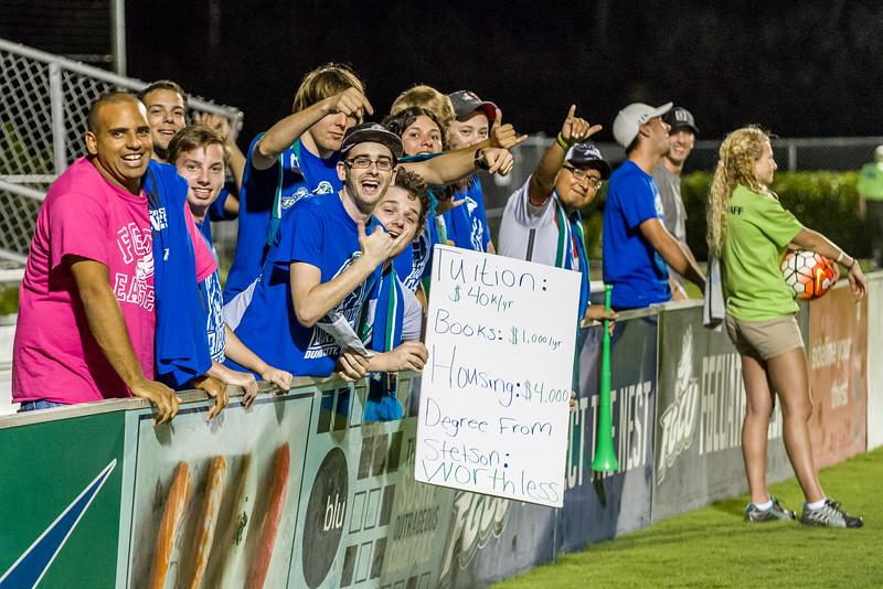 FGCU v Stetson ASun Semi-Final 11/6/2015
