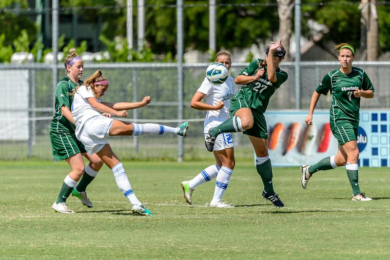 FGCU vs USC Upstate Women's Soccer 10/13/2013