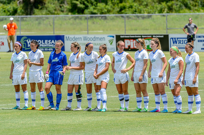 FGCU v USF Exhibition 8/13/2013