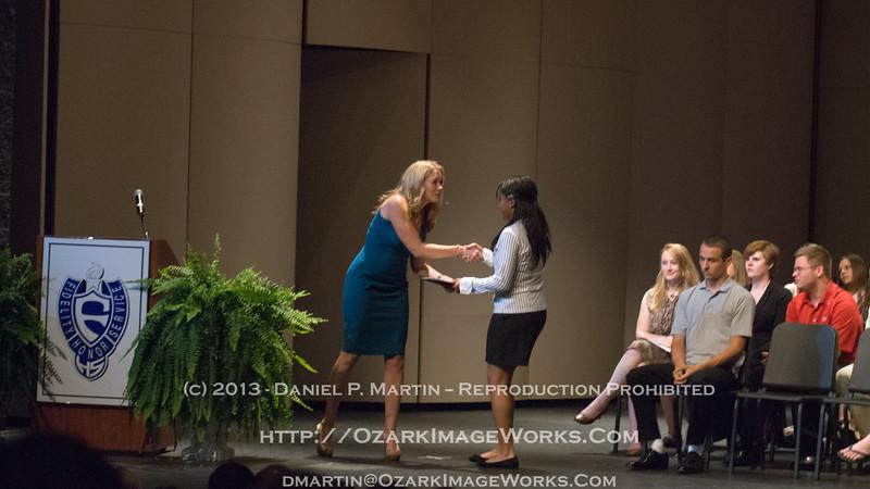 FHS Scholarship 2013
