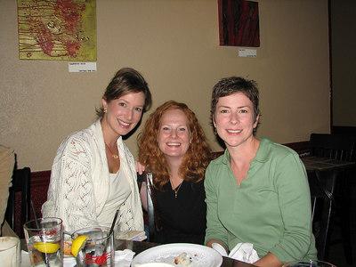 Lissa Stoddard, Becca Harrison, Kelly Kleinman