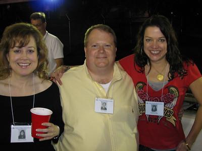 Alison Stuart, Eric Molle, and Kathleen Day