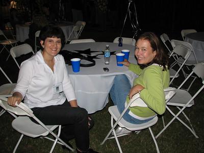 Marjorie Welch and Peri Schettler