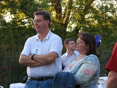 Ken and Dana Leiber
