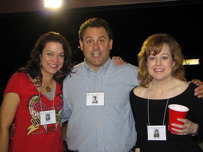 Kathleen Day, Sean Pitman, and Alison Stuart