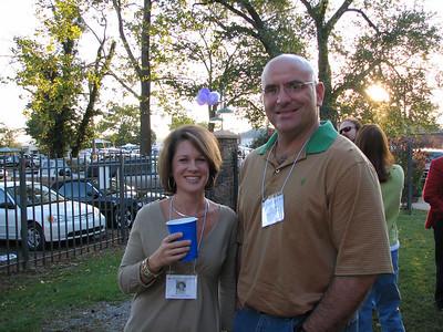 Melissa and Michael Harrell