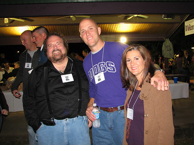 Shawn Farrell, Ted and Kelley Whitehead