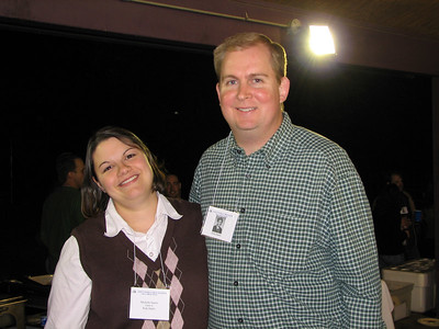 Michelle and Rick Harris