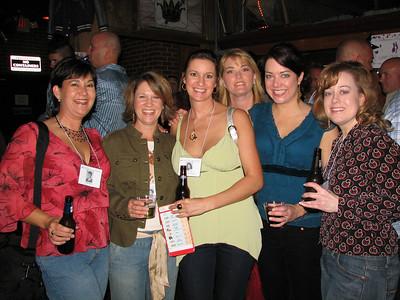 Kelly Knight, Melissa Harrell, Wendy Garrett, Jodie Stafford, Kathleen Day, Alison Stuart