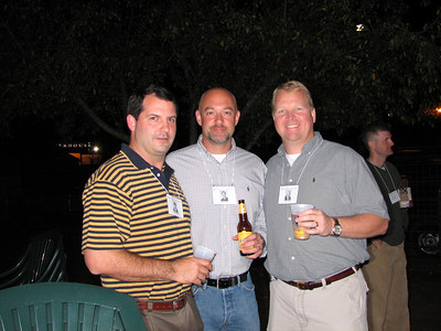 Ted Colwell, Darren Hill, Jeremy Clark