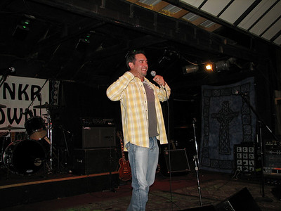 Comedian Jason Robinson on stage - http://www.jasononstage.com
