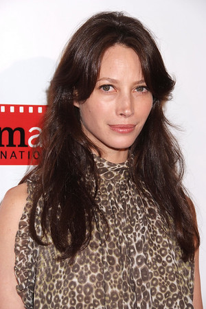 Christy Turlington photo by Rob Rich © 2008 robwayne1@aol.com 516-676-3939