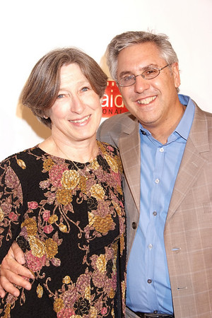 Susan McLaury , Albie Hecht  photo by Rob Rich © 2008 robwayne1@aol.com 516-676-3939