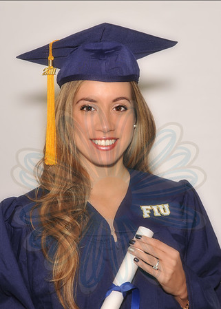 FIU-Nursing (Cap & Gown and Group) Fall 2011