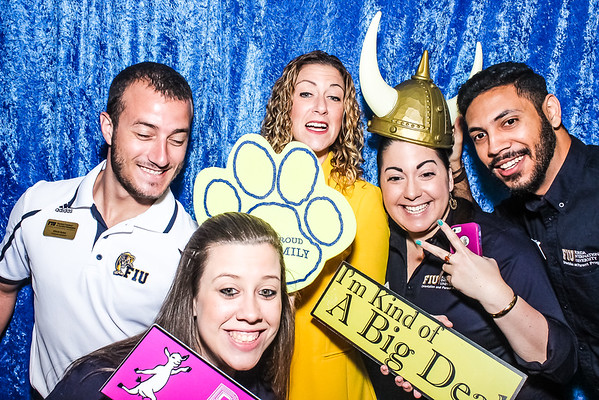 FIU Tailgate Party 2014
