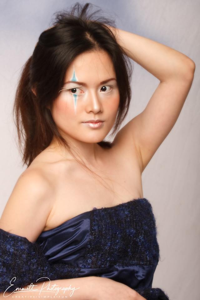 Event: FPC's Grand Fashion Photography Model:  Joanne Yu MUA: Paul Refol & Pam Dionisio Location: DPI XL Studio, Makati City