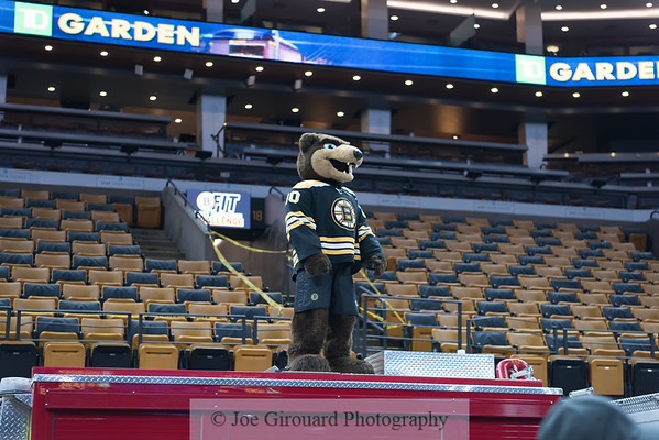 The 3rd annual BFit First Responder Challenge presented by the Boston Bruins Foundation at TD Garden, January 27th 2019
