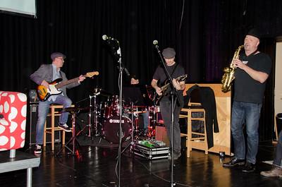 Gjøvik kulturhus 22/11/2013  FREDAGSREVYEN - et skråblikk på Gjøvik akkurat nå  Foto: Jonny Isaksen
