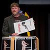 Gjøvik kulturhus 31/10/2014 <br />  FREDAGSREVYEN - et skråblikk på Gjøvik akkurat nå <br />  --- Foto: Jonny Isaksen