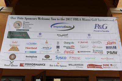 FRLA Miami Golf Tournament... 11/2/2017