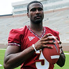 EJ Manuel poses for the camera during Media Day at Doak Campbell Stadium on August 14th.