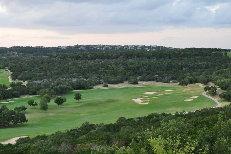 Westin La Cantera Hill Country Golf Course