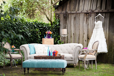 Rustic Elegant Lounge Furniture