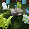 Adirondack Chair Lounge