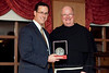 FUS Poverello Award 2010 to Sen. Santorum :
