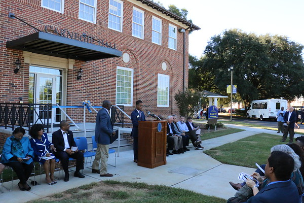 Carnagie Hall Ribbon Cutting