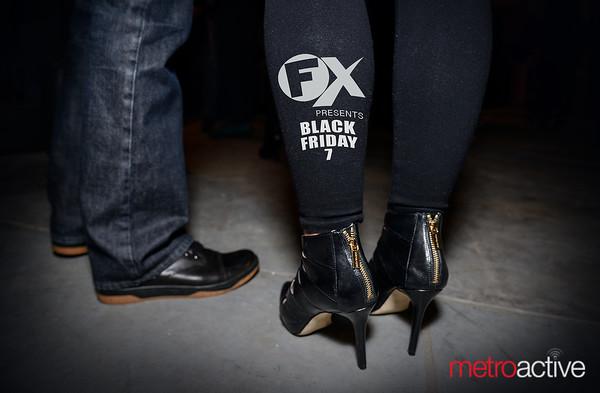 FX presents Black Friday 7