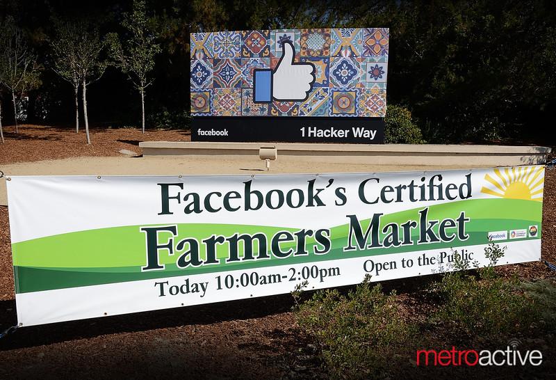 Facebook Farmers Market Launch  ~ 04 October 2015