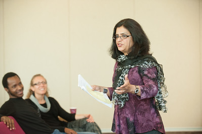 Campus Showcase, highlighting faculty research at Westfield State University