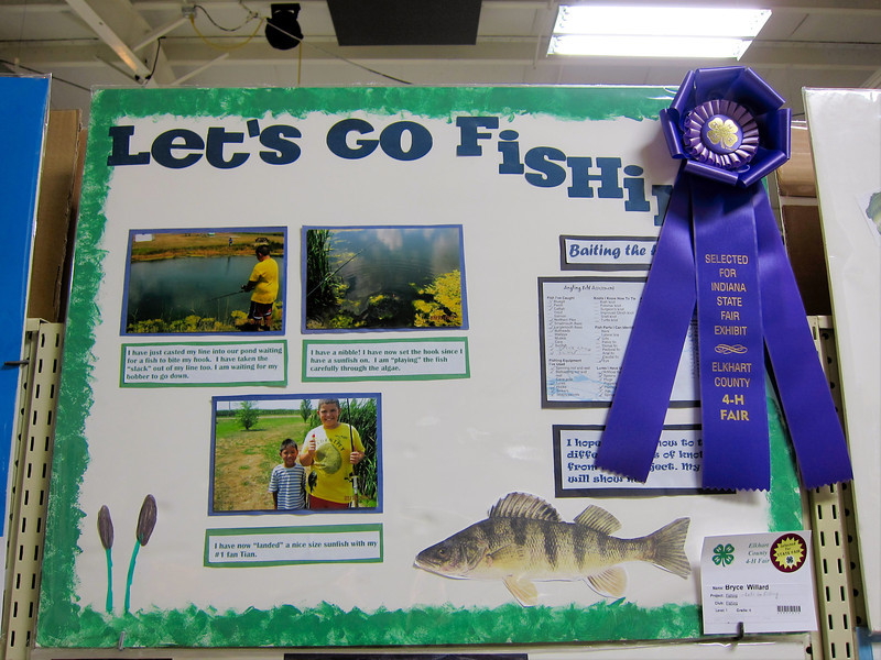 Nature - Fishing<br /> Elkhart County 4H Fair 2012