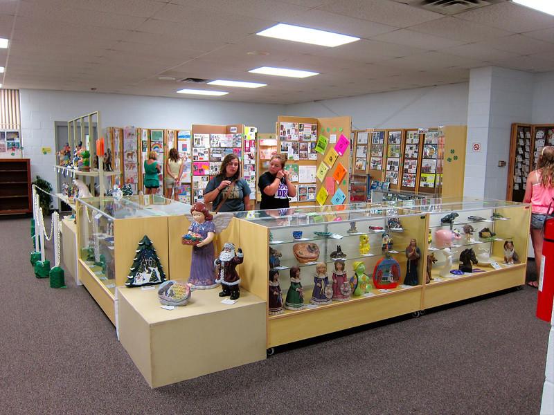 Ceramics<br /> Elkhart County 4H Fair 2012
