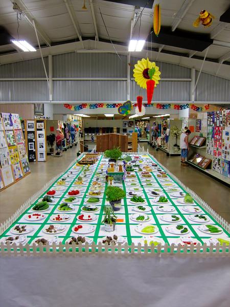 Garden<br /> Elkhart County 4H Fair 2012