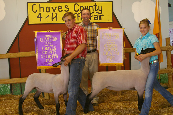 Chaves County Fair 2007