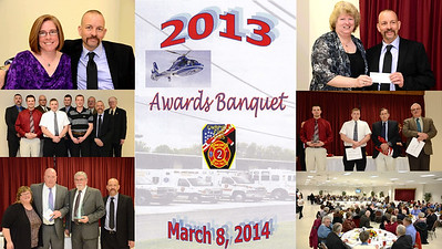 Fairfield Fire House Banquet 2013