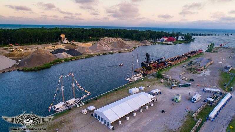Fairport Harbor July 2017