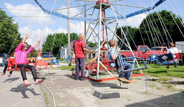 Don Knight | The Herald Bulletin<br /> The Lapel Village Fair.