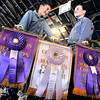 John P. Cleary | The Herald Bulletin<br /> It was a family affair at the Madison County 4-H Fair Championship Swine Show as Connor Utterback 15, won the Grand Champion Barrow and his sister Cagney Utterback, 12, came away with both the Grand Champion and Reserve Grand Champion Gilt at Monday evening's judging. They are from Alexandria and belong to the Grand Champions 4-H Club.<br /> For a gallery of photos to view or purchase, visit<br /> photos.heraldbulletin.com.