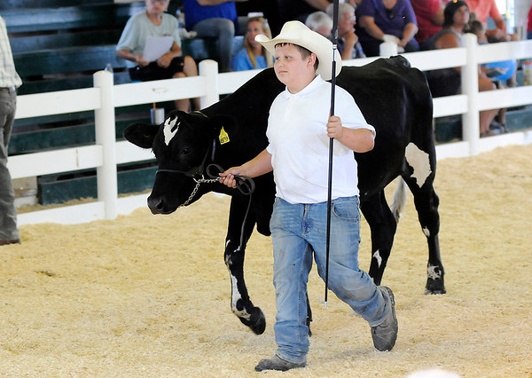 Don Knight | The Herald Bulletin<br /> Wednesday at the 4-H Fair.