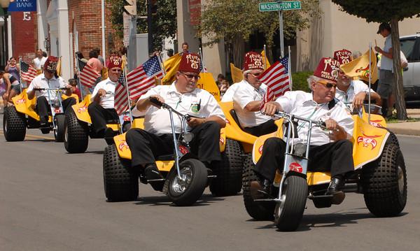 Madison County Shriners Desert Patrol.