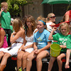 Youngsters enjoy the Madison County 4-H Parade.