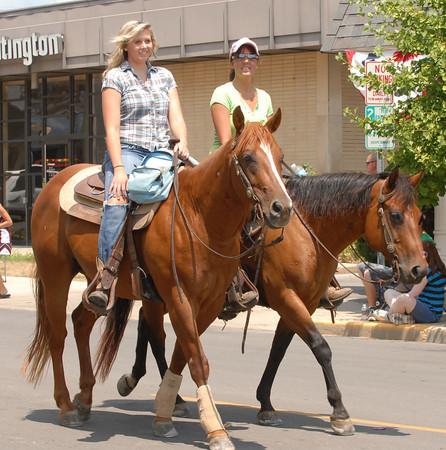 Madison County 4-H Parade.