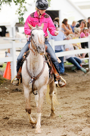 Don Knight | The Herald Bulletin<br /> At the 4-H Fair on Saturday.