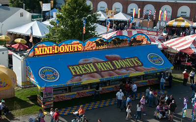 The Big E fair grounds-0866