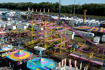 The Big E fair grounds-0856