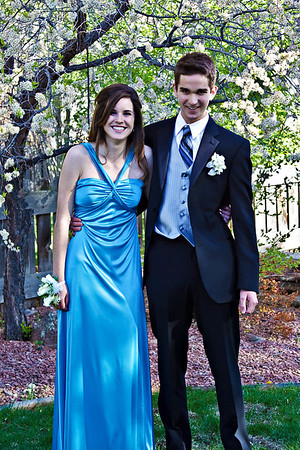 Fairview Prom '10 pre photos