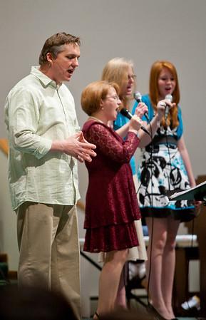 Faith Baptist Easter Service
